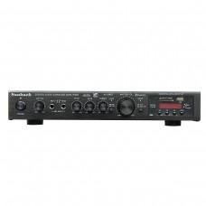 Стерео усилитель AV-298 с МР3 и Bluetooth 400-600 Вт