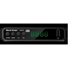 Цифровой эфирный ресивер World Vision T624D2