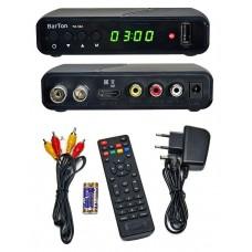 BARTON TH-562 ЦИФРОВОЙ ПРИЕМНИК DVB-T2