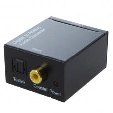 Аудиоконвертер Cablesplus 5-986 (2rca-Toslink)