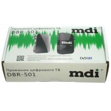 Цифровой эфирный ресивер MDI DBR-501 DVB-T2