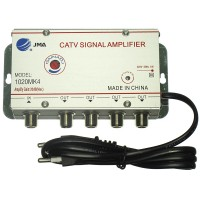 Усилители ТВ сигнала для антенны JMA 8830D4 на 4 тв