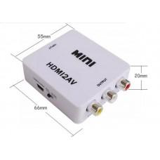Конвертер переходник HDMI-RCA Premier 5-984