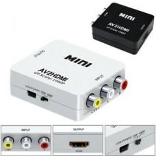 Конвертер переходник RCA-HDMI Premier 5-985