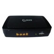 Цифровая телевизионная приставка Lumax DVT2-555HD