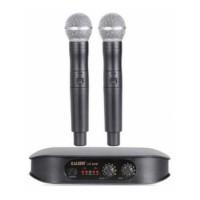 EALSEM ES 620 база 2 беспроводных микрофона