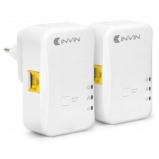 Powerline PLC адаптер INVIN L2 комплект(2шт)