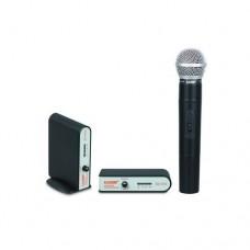 Ealsem ES-340 база 1 ручной беспроводной микрофон