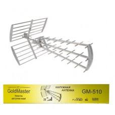 Антенна gold master gm-510 внешняя
