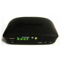 Цифровой эфирный тюнер DVB-T2 D-COLOR DC801HD