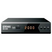 Цифровая телевизионная приставка Сигнал hd-300