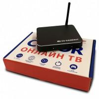 приставка Триколор GS AC790 приставка Триколор ТВ Онлайн