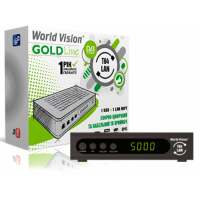 Цифровой эфирный ресивер World Vision T64 lan