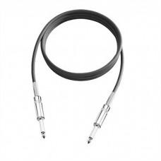 "Shnoor IC124-JMeJMe-1,5 м. Инструментальный кабель с разъёмами 1/4"" TS Jack (моно)"