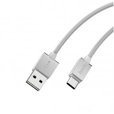 USB Kабель type-c HOCO U49 metal data cable