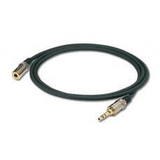 Аудиокабель MiniJack Удлинитель Daxx J44-25 2,5м