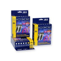 DAXX J93-50 Посеребренный аудио кабель Mini-Jack (папа-папа) 5 метров, AUX