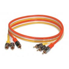 DAXX R65-03 Аудио-видео кабель с двойным экраном 0,3 м