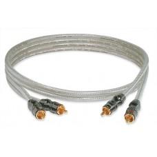 DAXX R55-07 Аналоговый коаксиальный аудио кабель с двойным экраном 0,75 метра