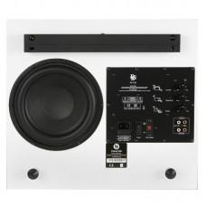 DLS Flatsub MIDI, white, настенный активный сабвуфер