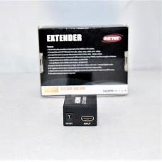 HDMI EXTENDER 3D 1080P удлинитель/усилитель HDMI сигнала до 45 м (24AWG) DC 5v (опция)
