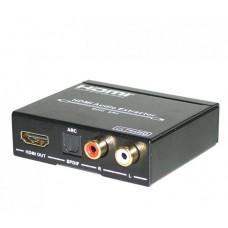 Конвертер HDMI в HDMI + SPDIF + L/R Audio / Dr.HD CA 144 HHA
