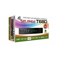 Цифровой телевизионный приемник Selenga Т68D