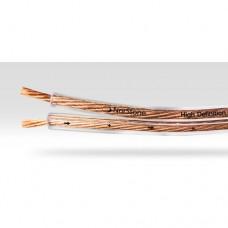 NorStone Classic CL150, акустический кабель, сечение 2х1,5мм², OFC, прозрачная изоляция, 100м.