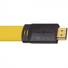 Wireworld Chroma 7 HDMI 2.0 Cable 0.5m, кабель  HDMI, 0,5м. (CHH0.5M-7)