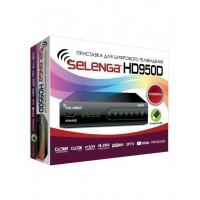 Цифровой эфирный тюнер DVB-T2 SELENGA HD950D