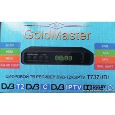 цифровой TV-тюнер GoldMaster T-737HDI