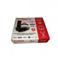 цифровая приставка lumax dv-1110hd
