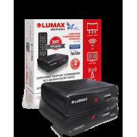 цифровая приставка lumax dv-1111hd