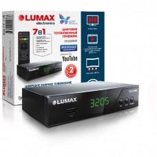 цифровая приставка lumax dv-3205hd