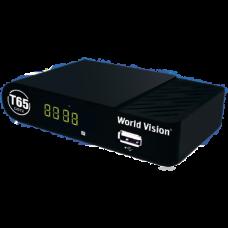 Цифровой эфирный ресивер World Vision T65