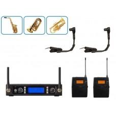 NOIR-audio U-3200-WH98 инструментальный в кейсе