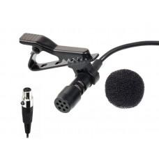 Петличный микрофон с разъемом мини XLR 3-pin LP1