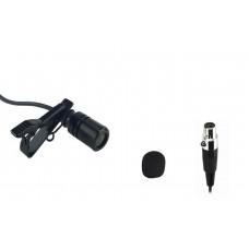 Петличный микрофон с разъемом мини XLR 3-pin LP2
