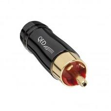 Разъем QED Performance ANAMATE RCA Red под кабель QED Performance Audio 40 QE6120
