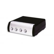 Аудиопереключатель QED SS40  4-х полосный (последовательно-параллельный) A-SS40