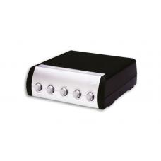 Аудиопереключатель QED SS50  5-ти полосный трансформаторный A-SS50