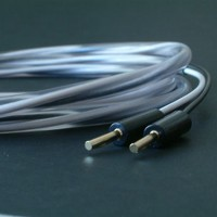 Studio Connection Monitor SP   3.0 m  (4mm). Акустический кабель. Цвет черно-белый. Разъем MOVING AIR banan