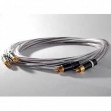 Studio Connection Monitor  int. 1.0 m .Межкомпонентный кабель  Цвет черно-белый. Разъем RCA Neutric