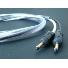 Studio Connection Reference plus   SP  3.0 m  (4mm). Акустический кабель. Цвет черно-белый. Разъем MOVING AIR banan