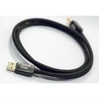 Black Rhodium Light USB A-B  1,0 m. USB кабель. Разъемы тип A-B.