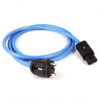 Black Rhodium Libra (1,5 m). Сетевой кабель. Разъем Schuko/ IEC
