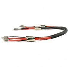 Black Rhodium Storm DCT++ 3,0 m Rhodium Banana Plug. Акустический кабель.
