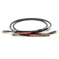 Black Rhodium ARIA DCT++  1,0 m GN-4 RCA. Межкомпнонентный кабель.