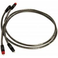 Black Rhodium Polar Cadence DCT 1 m  RCA Bullet. Межкомпонентный кабель