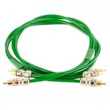 Black Rhodium Prelude 0,5 m. Межкомпонентный кабель. Разъемы RCA.